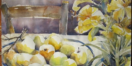 **SOLD OUT** Wonderful Watercolor with Susie Murphie tickets