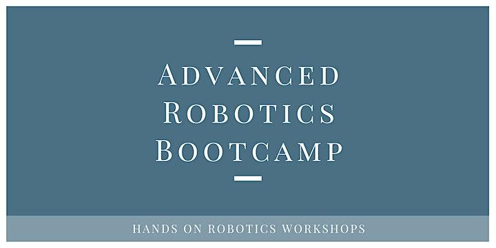 Advanced Robotics Bootcamp - The Mechatronics Academy image
