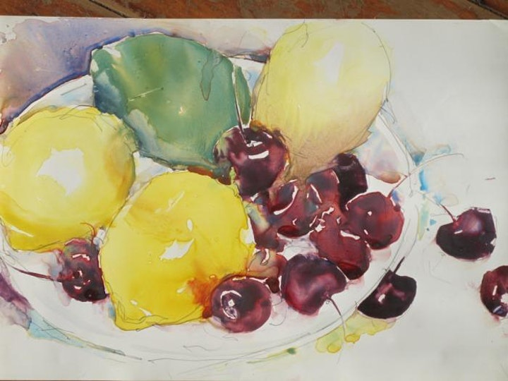 **SOLD OUT** Wonderful Watercolor with Susie Murphie image