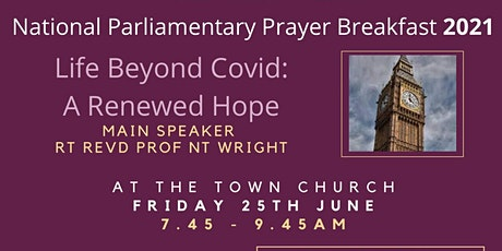 Life After COVID: A Renewed Hope tickets