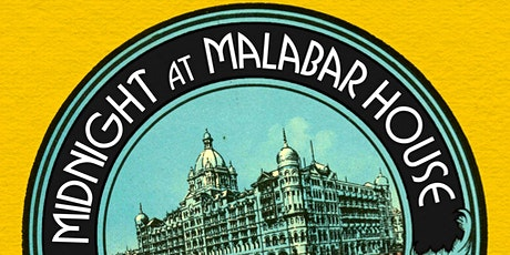 A Zoom Chat with Vaseem Khan - Midnight at Malabar House tickets