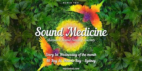 Sound Medicine - Sound Healing Journey tickets