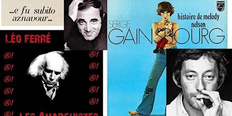 Stairway to Heaven '71 / E fu subito… French Pop biglietti