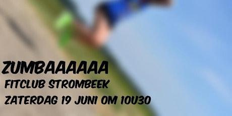 Zumbaaaaaaa - Zaterdag 19 juni om 10u30 tickets