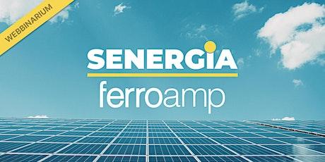 Webinarie Ferroamp: Portalen, Laddboxar och Batterier tickets