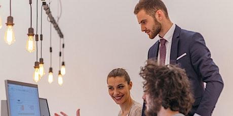 Hur driver vi framgångsrikt företag ur ett ledarperspektiv? biljetter