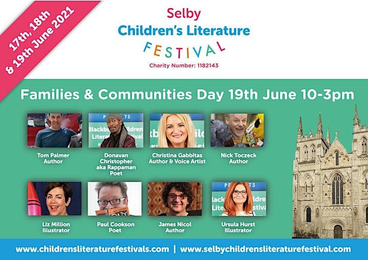 Selby Children's Literature Festival image