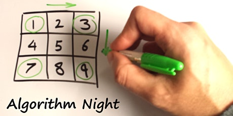 Algorithm Night tickets