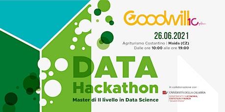 Data Hackathon biglietti