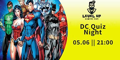 DC Quiz Night tickets