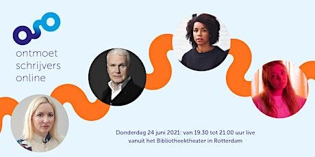 Ontmoet Schrijvers Online met o.a. Adriaan van Dis tickets