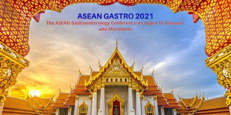 ASEAN GASTRO 2021 tickets