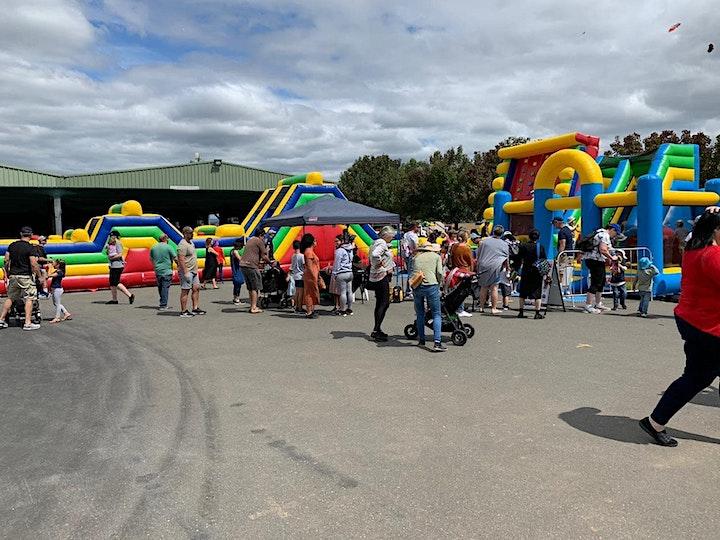 Kite Flying Festival Canberra on Sunday 29 Aug 2021 @ EPIC Exhibition Park image