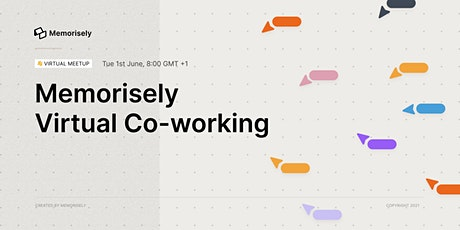 Memorisely Virtual Co-working tickets