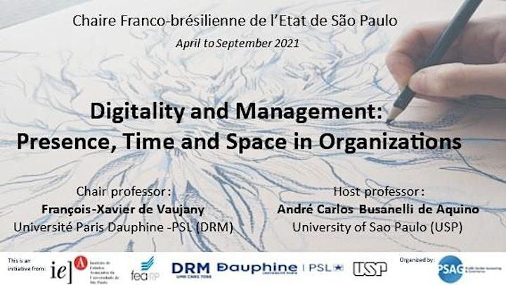 Chaire Franco-Brésilienne des Universites de L-Etat de São Paulo image