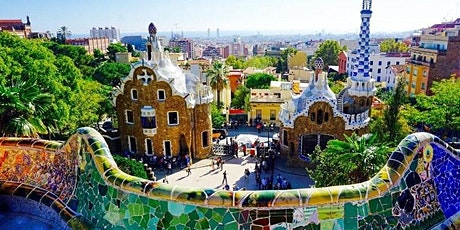 A Virtual Tour of Gaudi's Barcelona tickets