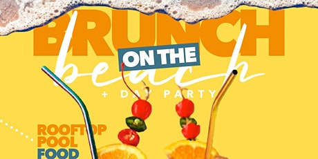 Brunch On The Beach + DayParty w/RoofTop Pool @ The Fairwind Hotel tickets