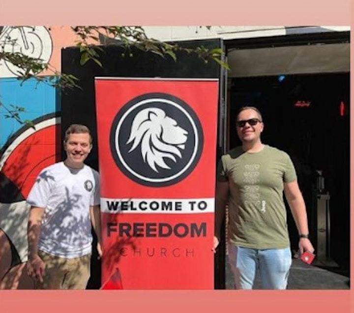 Afbeelding van Freedom Church Sunday Service- The Comeback