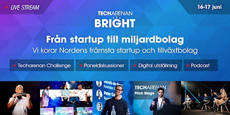 Techarenan Bright, 16-17 juni 2021 - Livestream tickets