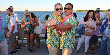 Mac & Kelvin's 3rd Annual Birthday Booze Cruz tickets