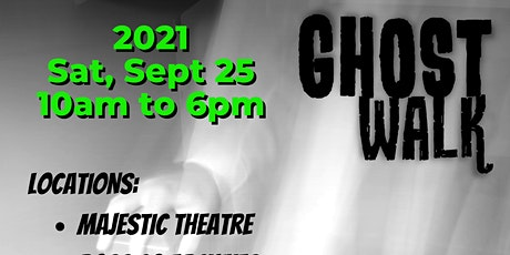 Ghost Walk: A Fundraiser for Chillicothe Halloween Festival tickets