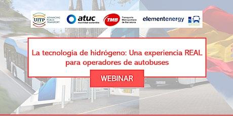 La tecnología de hidrógeno: Una experiencia REAL para operadores de autobus entradas