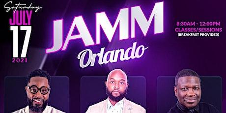 JAMM Orlando tickets