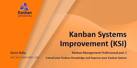 Kanban Systems Improvement(KMPII) tickets