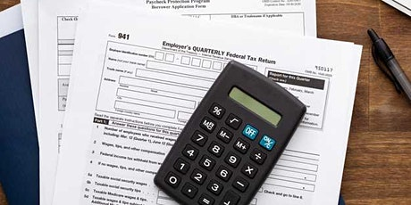 Payroll and IRS form 941 Update Live Webinar tickets