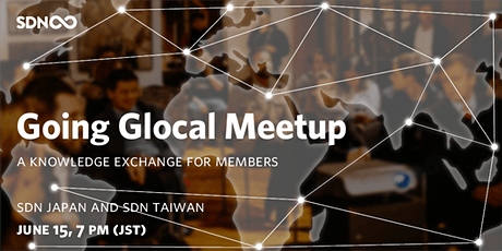SDN Glocal Meetup -Service Design practices in APAC- tickets