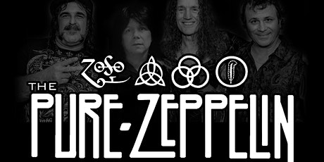 Rock The Beach Tribute Series w/The Pure Zeppelin Experience tickets