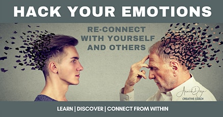 Hack your Emotions tickets
