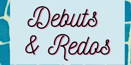 DEBUTS & REDOS: Zakiya Dalila Harris, Greg Mania, and Torrey Peters tickets