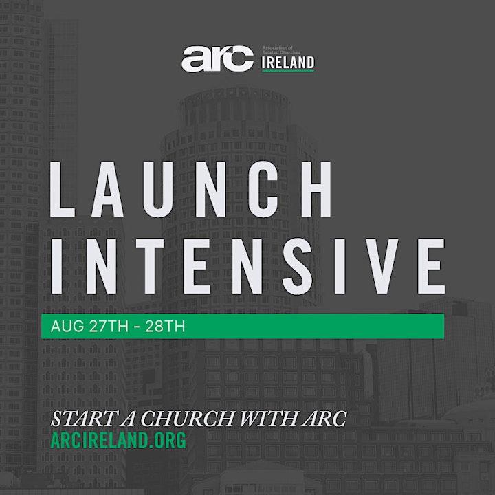 ARC Ireland Intensive Launch Training 2021 image