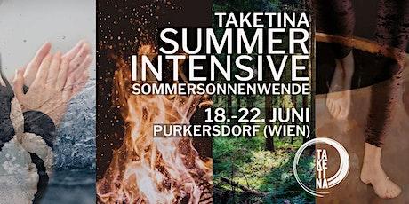 TAKETINA SUMMER INTENSIVE - SOMMERSONNENWENDE Tickets