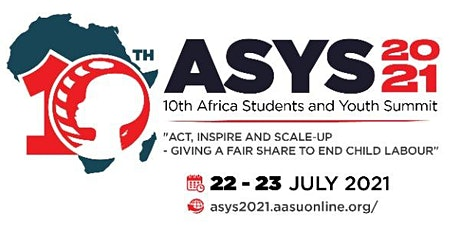 10th Africa Students and Youth Summit tickets