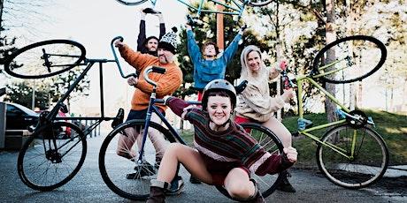 Tumble Circus  Cycle Circus at Strandhill tickets