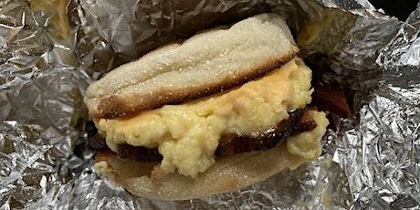 Breakfast Sandwiches on the Bear Creek tickets