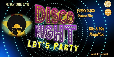 FUNKY DISCO HOUSE PARTY tickets