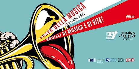 Festa della Musica 2021 biglietti