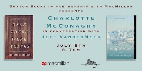 Charlotte McConaghy in conversation with Jeff Vandermeer tickets