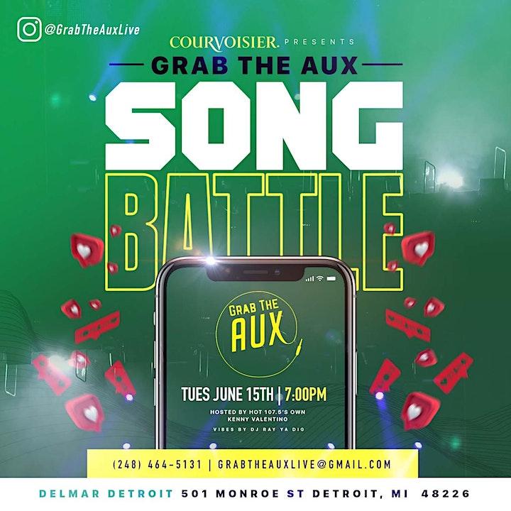 Grab The Aux (Song Battle LIVE) image