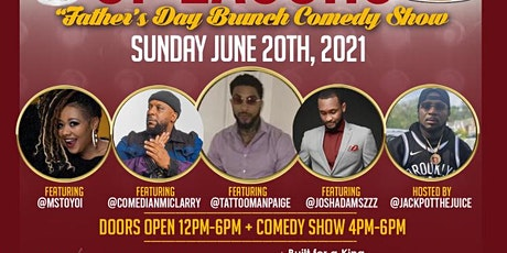 A Brunch Of Laughs Father's Day Comedy Show tickets