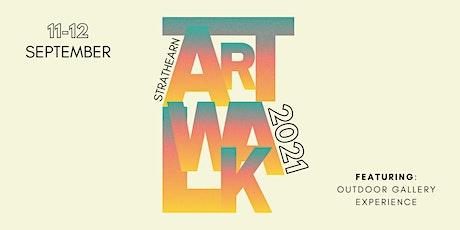 Strathearn Art Walk 2021 tickets