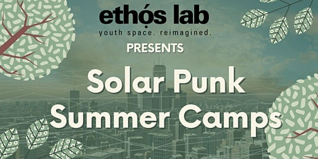 Ethọ́s Lab  Camp for Teens: Sustainable Materials [3D Modelling] tickets