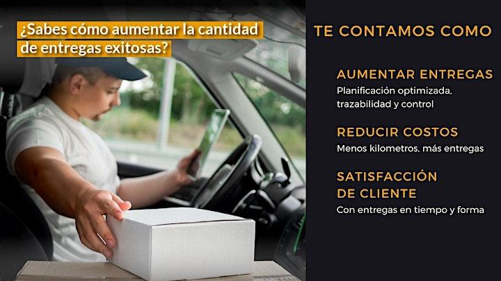 Imagen de Webinar Gratuito   Nueva App para gestionar Pedidos, Logística última milla