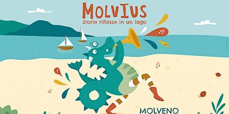 MOLVIUS cinema | Sasha e il Polo Nord biglietti