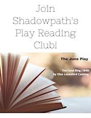 Play Reading Club tickets