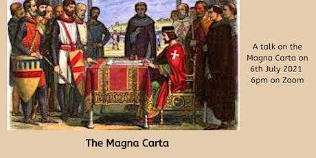 Magna Carta tickets
