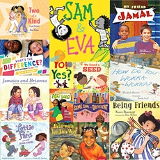 Cross-racial Friendships in Picture Books tickets